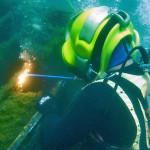 saldatore subacqueo